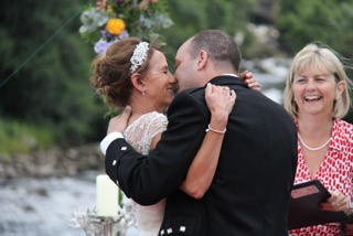 Wedding Banchory Lodge Hotel Humanist Association Scotland