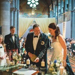 wedding symbolism candle lighting