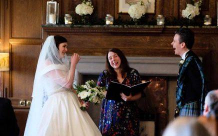 Rowallan Castle wedding - Ramsden Photography