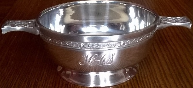 Quaich for weddings